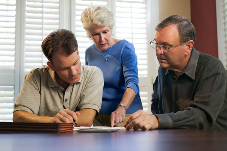 healthcare power of attorney meek law charlotte nc estate planning administration
