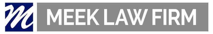 Meek Law Firm Logo